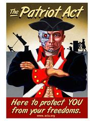 State Sanctioned Patriotism