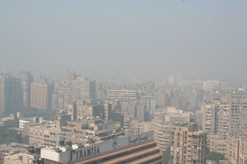 city air pollution