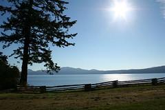 View from Inn at Ship Bay