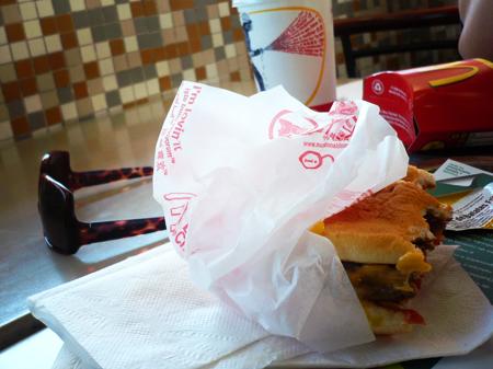 #129 - Hangover Food