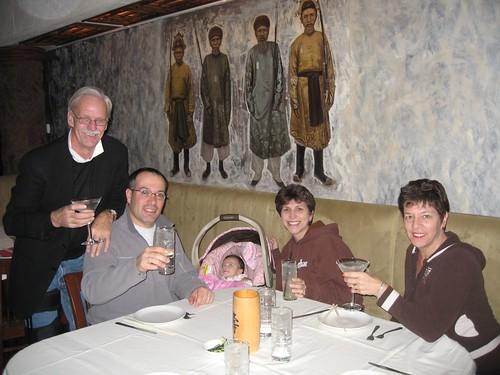 Emily's Birthday Dinner at Wang's