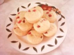 cranberry GF/DF muffins