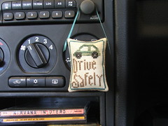 Mother's Wisdom - Drive Safely (Design by Heart in Hand)