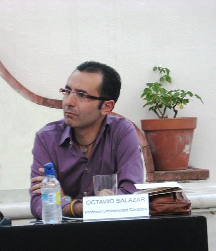 Octavio Salazar Director General Cultura UCO