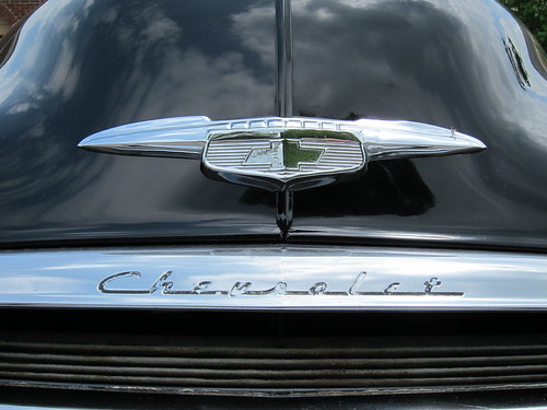 1951 Chevrolet Deluxe c