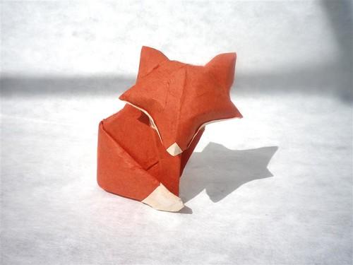 A simple Fox by mitanei