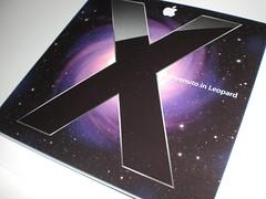 MAC OSX LEOPARD UNBOXING 9