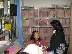 Mempelajari simkes di R Pendaftaran