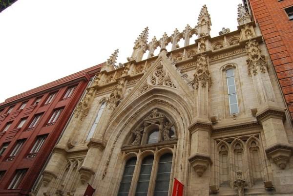 Iglesia del Corazón de María de Bilbao