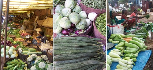 veggie market Belgaum