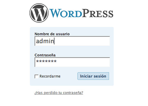 actualizar wordpress 2.5