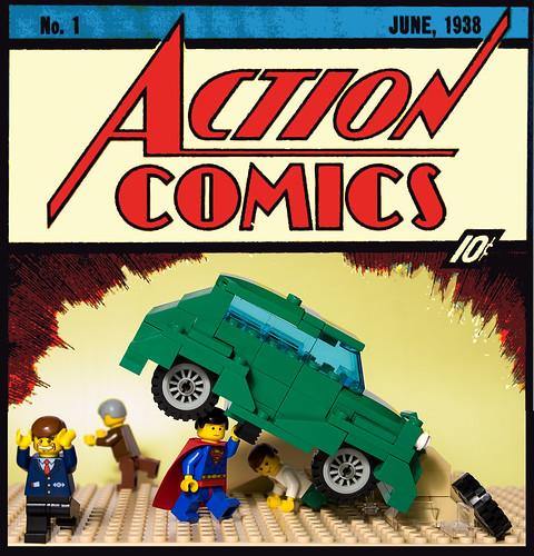 Lego Action Comics 1