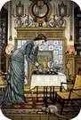Walter Crane. Mr. Michael Mouse Unfolds His Tale, 1856.