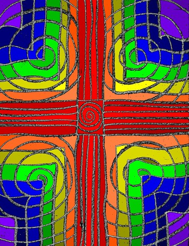 Neo-Celtic Cross
