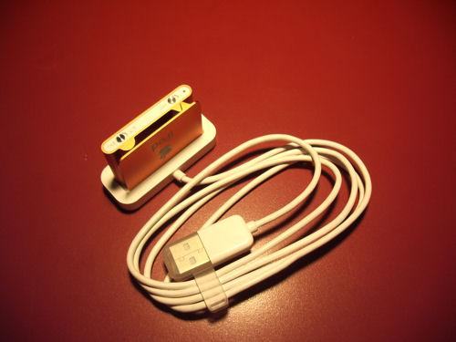 iPod Suffle conectado