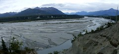 Matanuska River Panoramic
