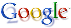 Google logo 2005
