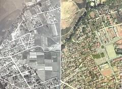 Vista del creixement urban�stic al Vallès