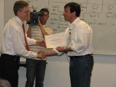 FindASpeaker - Certificate of Completion