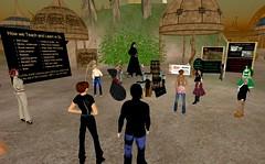 Lyr Lobo at TCC2008 Preview Event