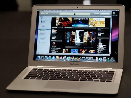 Image of Macbook Air
