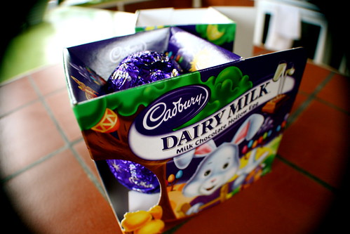 Tuesday: Easter Egg from my parents