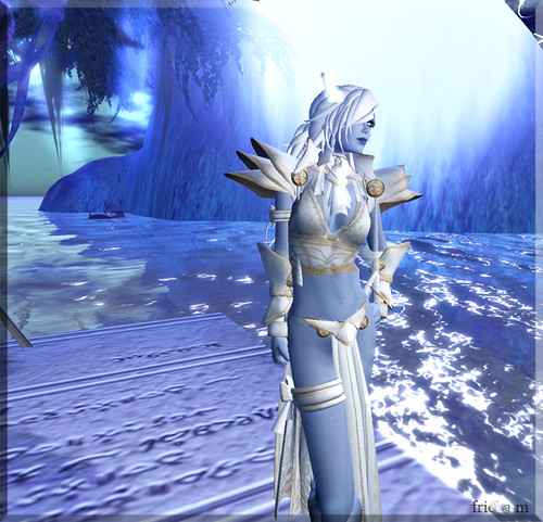 Blue Fantasy 5