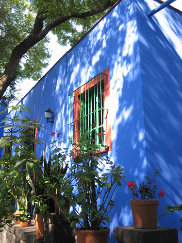 Casa Frida Kahlo, Coyoacan, Mexico City