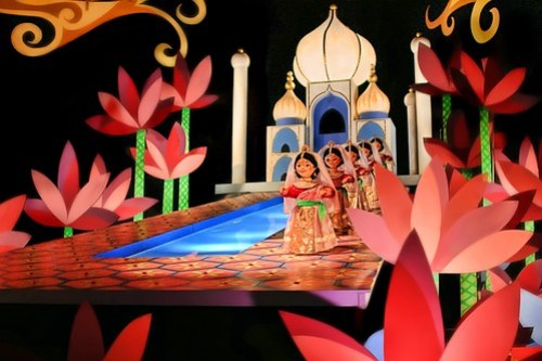 Disney - Small World Taj Mahal