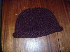 Another plain hat.