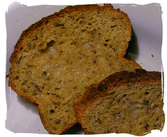 low gluten bread crumb