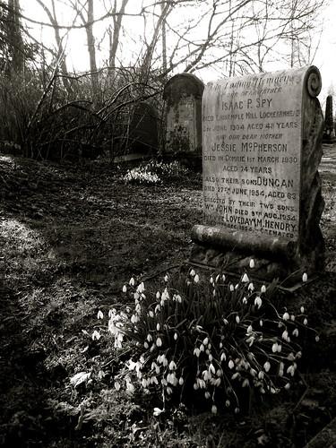 Balquhidder Graveyard 2