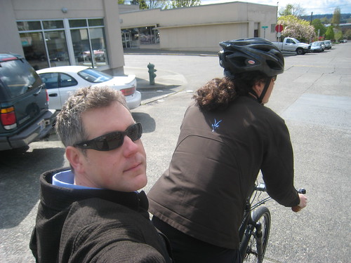 Xtracycle Shuttle on flickr