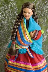 Barbie peruana