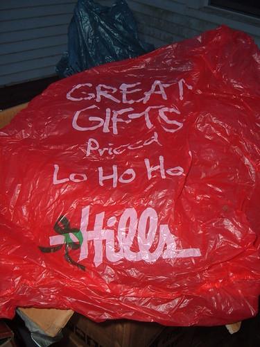 Hills Holiday Bag, mid 90's