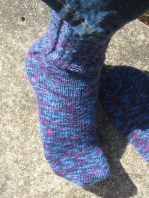 Thrift Store Socks