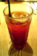 [吃] The Diner (2)_冰紅茶
