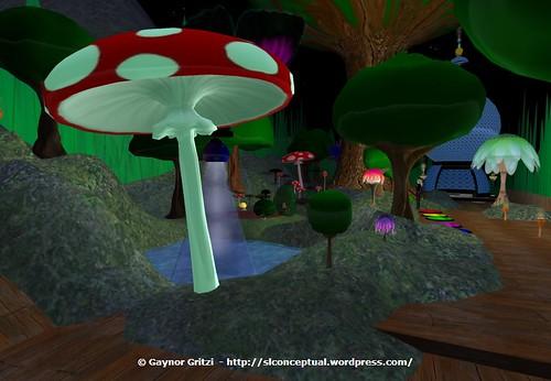 Garden Of Eartly Lights 06