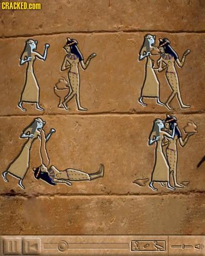 2Girls1Cup, Egyptische versie