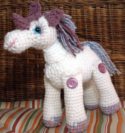 Amigarumi Unicorn