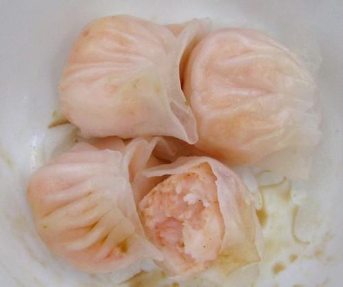 Steam Shrimp Dumplings