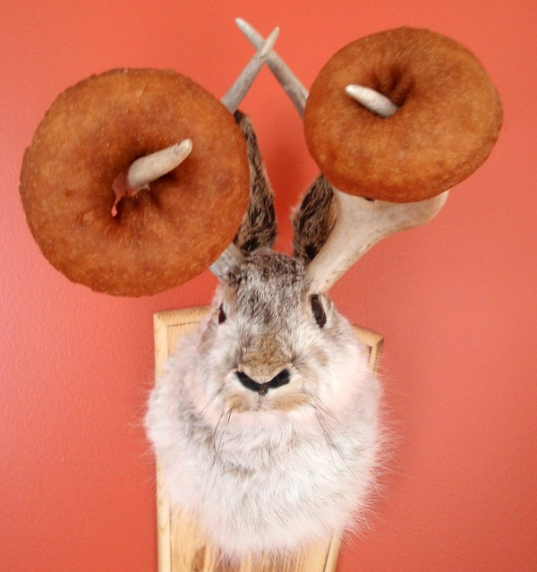 Jackalopes Demand Donuts!