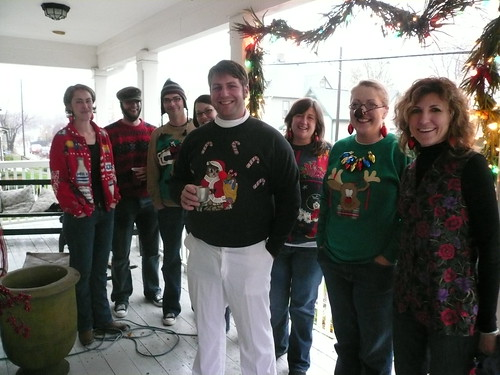 Ugly Sweater Carolers