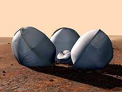 SPACE BRITAIN MARS