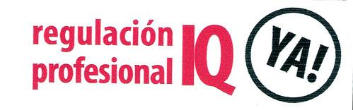 Pegatina concentración IQ