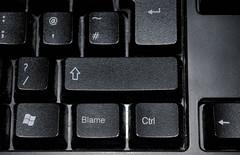 Shift + Blame