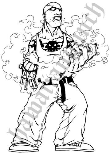 Carlos Sketch