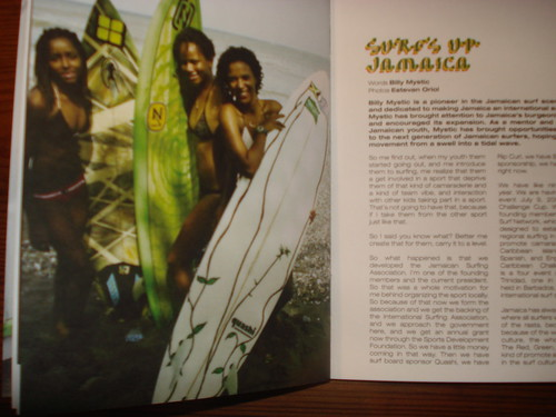 The surfing culture