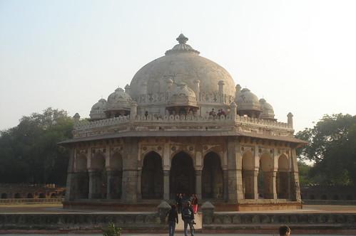 Isa Khan Tomb伊沙克汗陵墓1-3