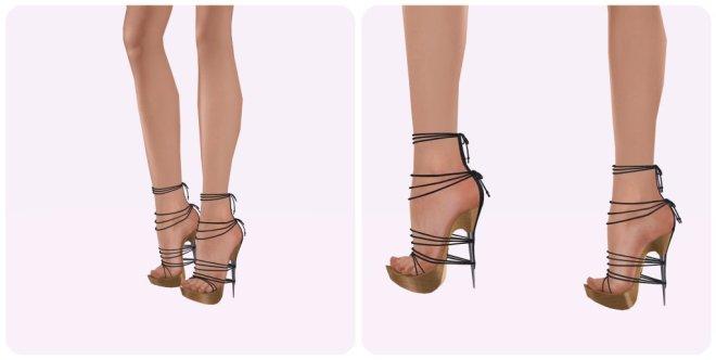 SLink's Lulu heels